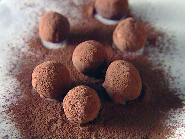 loptice od cokolade