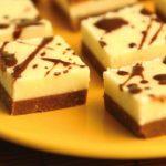 stanglice od cokolade i sira