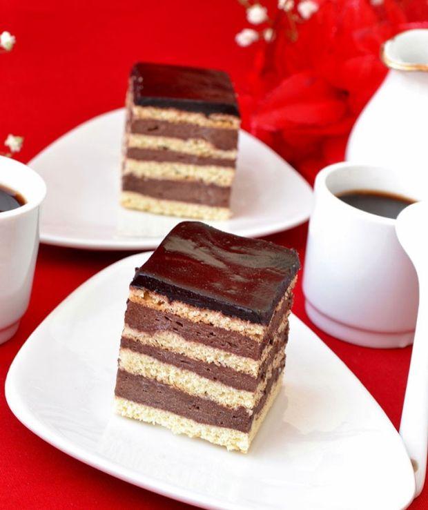 nepecena keks torta