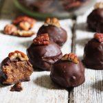 Čokoladne orah kuglice