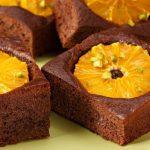 Brz kolač sa pomorandžama i pistaćima