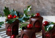 Božićne posne tortice